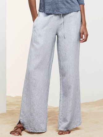 Linen Casual Pants