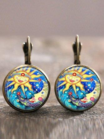 Time Jewel Earrings